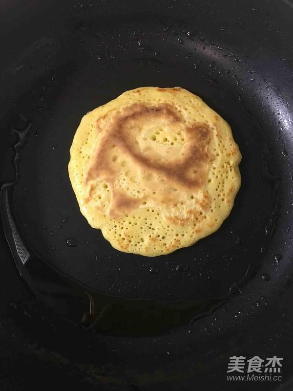 燕麦玉米饼的简单做法