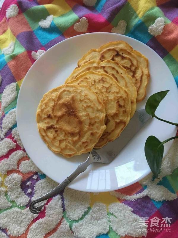 燕麦玉米饼怎么做