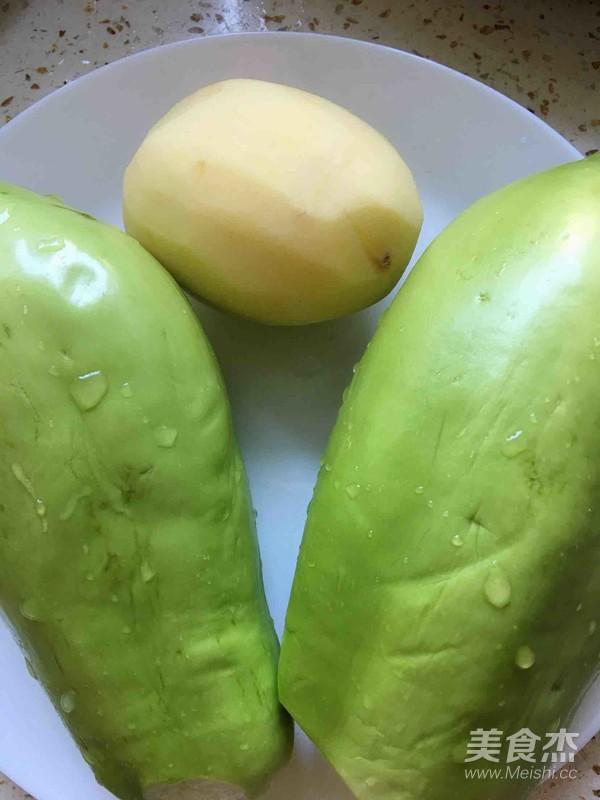 茄子炖土豆的做法大全