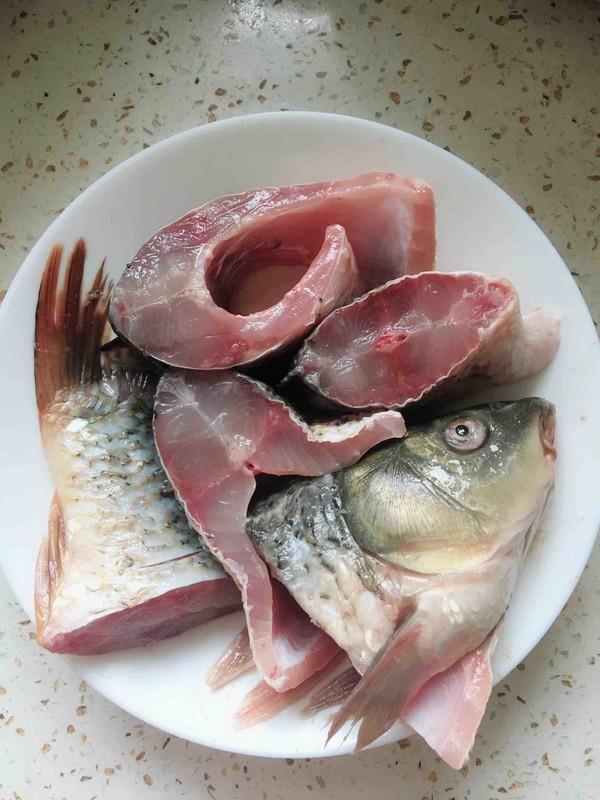 豆豉鲤鱼的做法图解