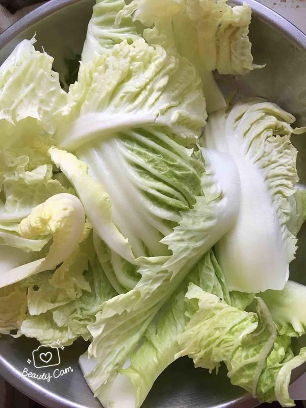 五花肉白菜炖干豆腐的做法大全