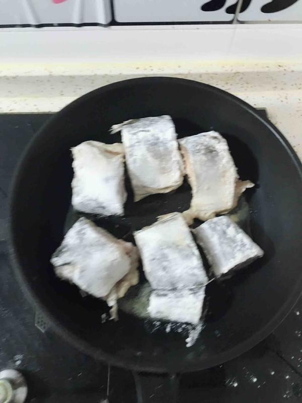 豆豉鲅鱼怎么吃