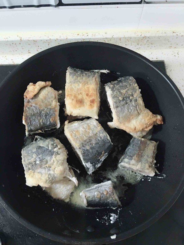 豆豉鲅鱼怎么做