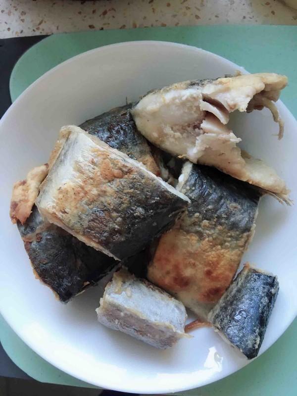 豆豉鲅鱼怎么炒