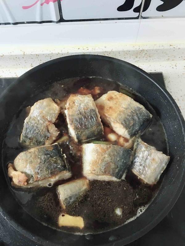 豆豉鲅鱼怎么煸