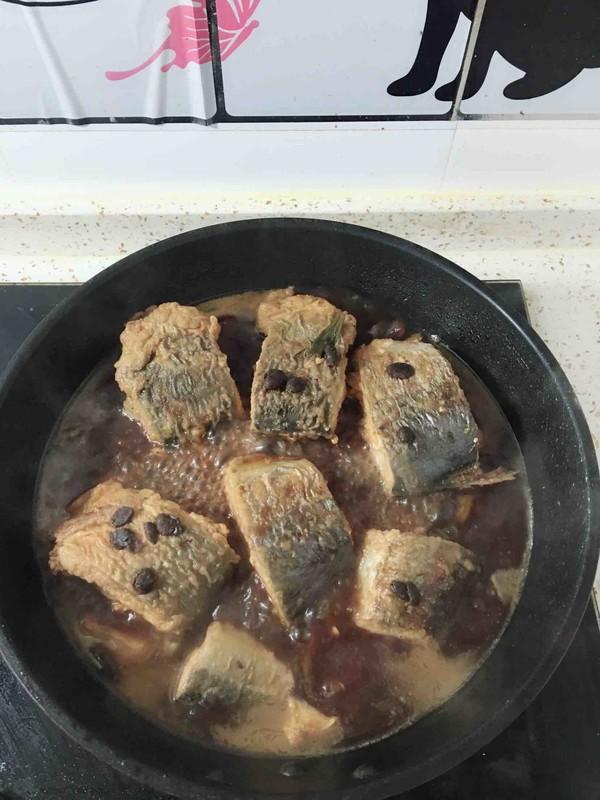 豆豉鲅鱼怎样煸