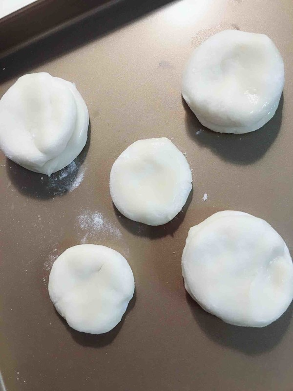肉卷饼的做法图解