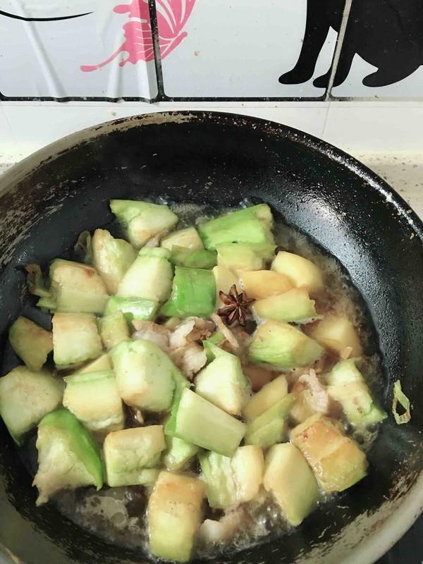 茄子炖土豆怎么做