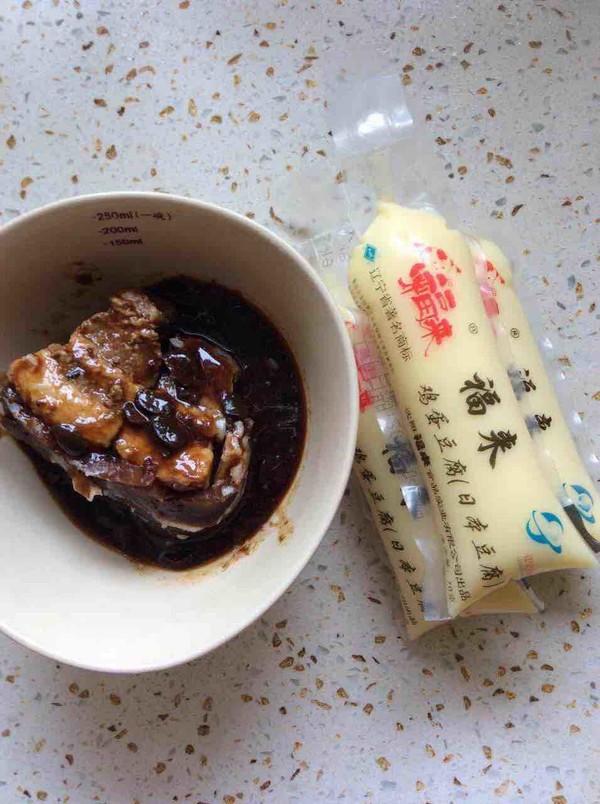 红烧肉烩日本豆腐的做法大全