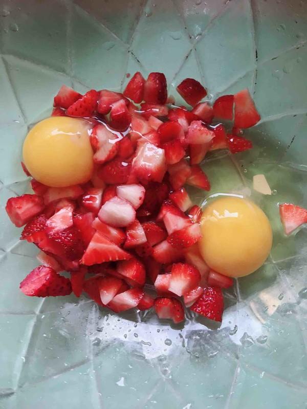 草莓卷饼的做法图解