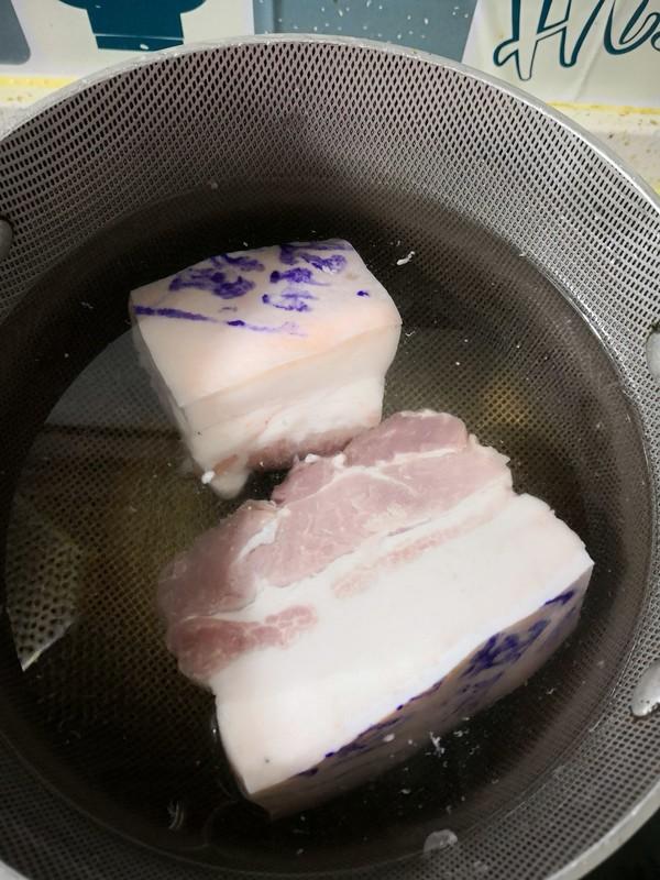 腐乳扣肉的做法图解