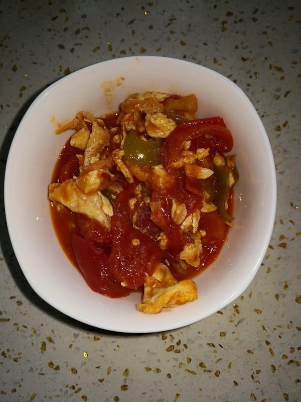 西红柿面片汤的做法图解