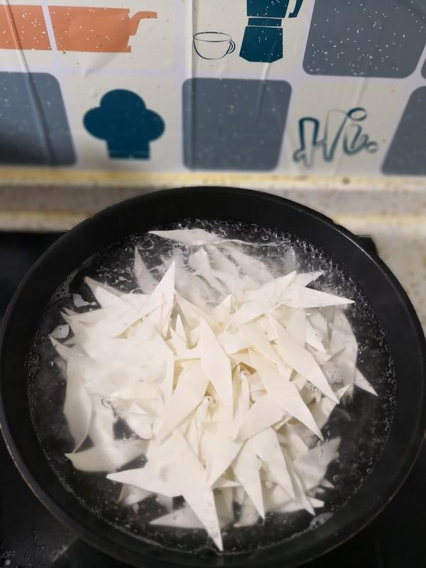 西红柿面片汤的家常做法