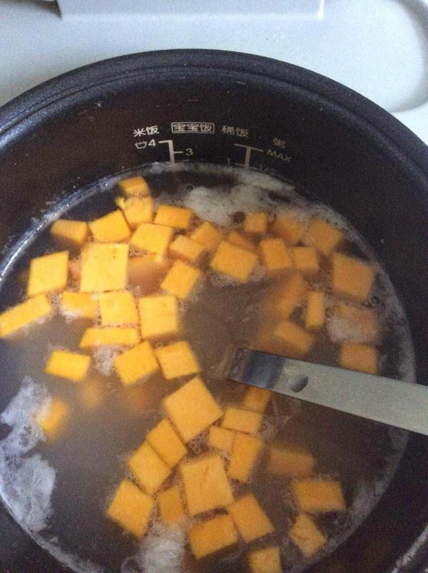 清热去火粗粮粥怎么做