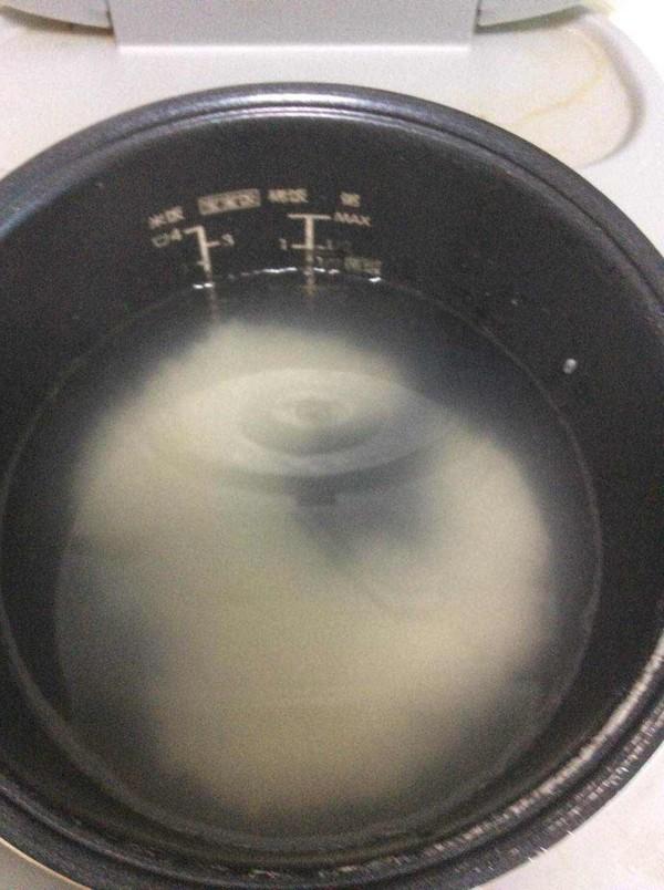 萝卜香菇粥怎么做