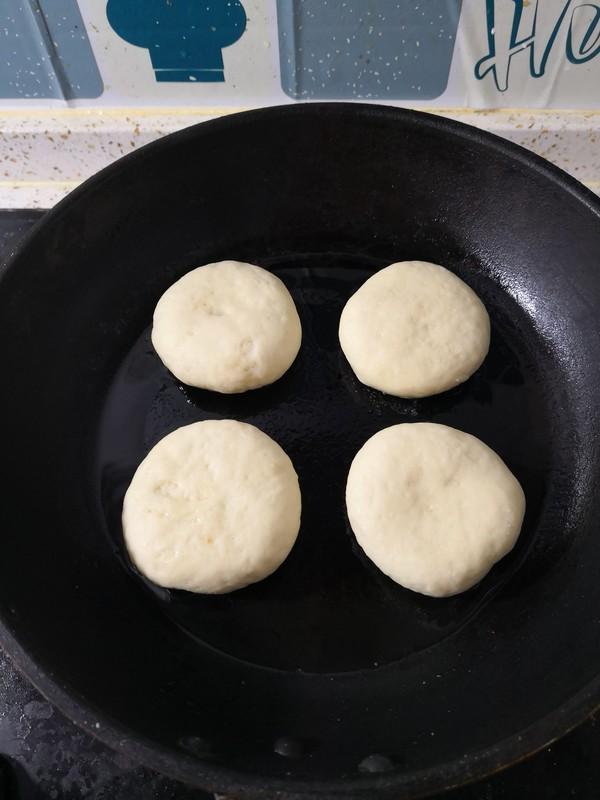 发面枣泥饼怎么炒