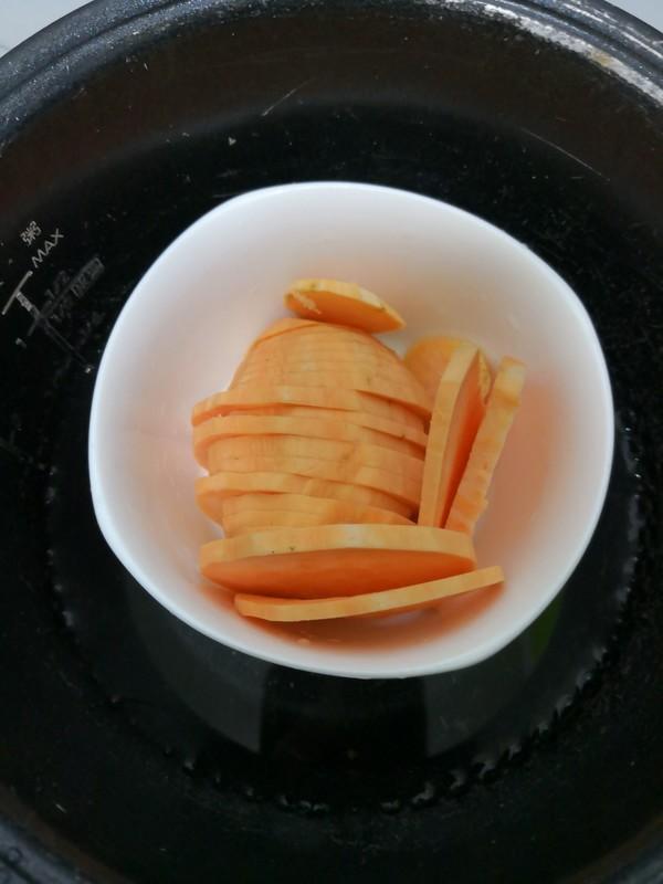 自制红薯芋圆的做法大全