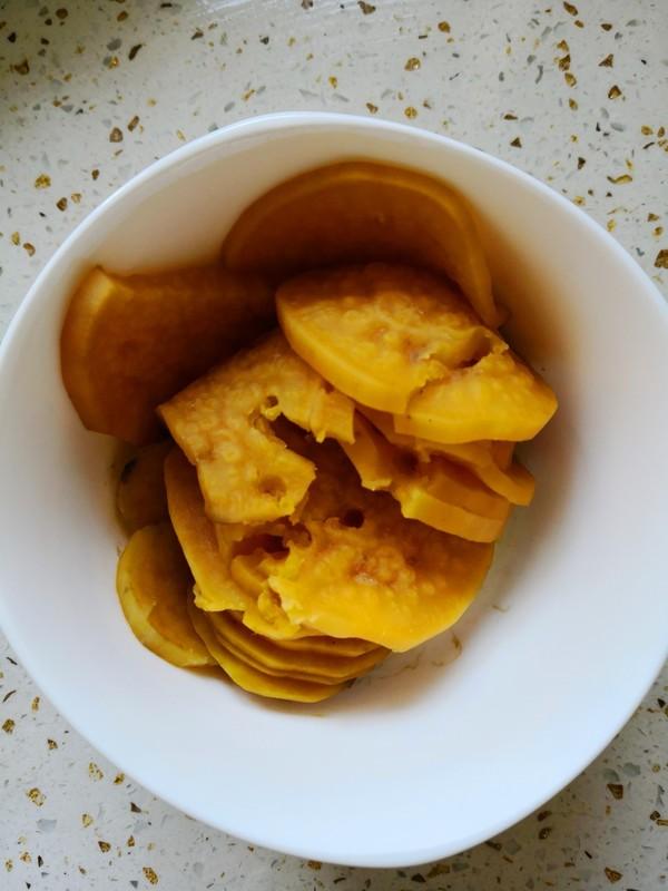 自制红薯芋圆的家常做法
