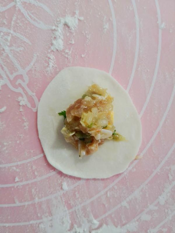 速冻冬瓜虾皮饺子怎么炖