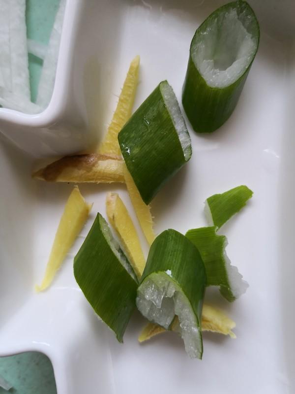 蛎蝗萝卜豆腐汤怎么吃