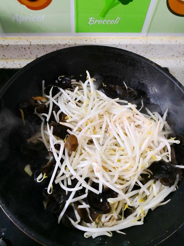 炒合菜怎么煮