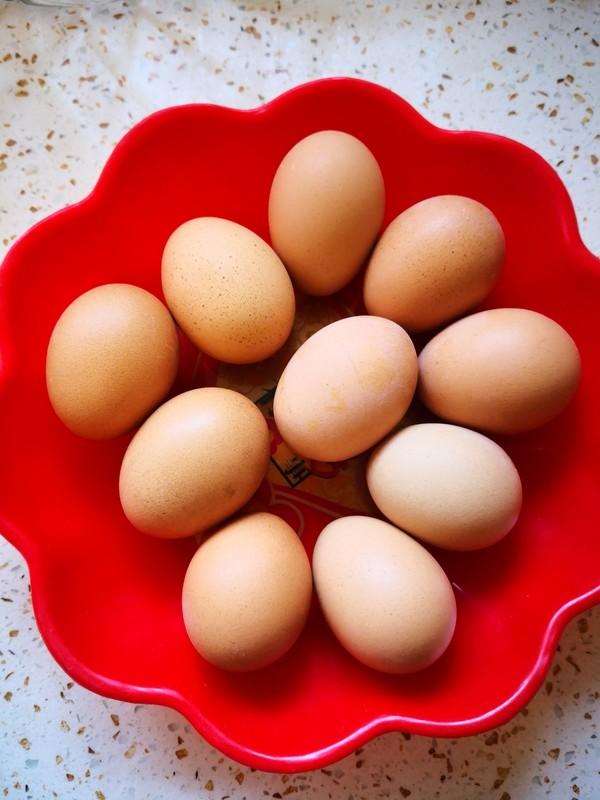 红茶卤蛋的做法大全