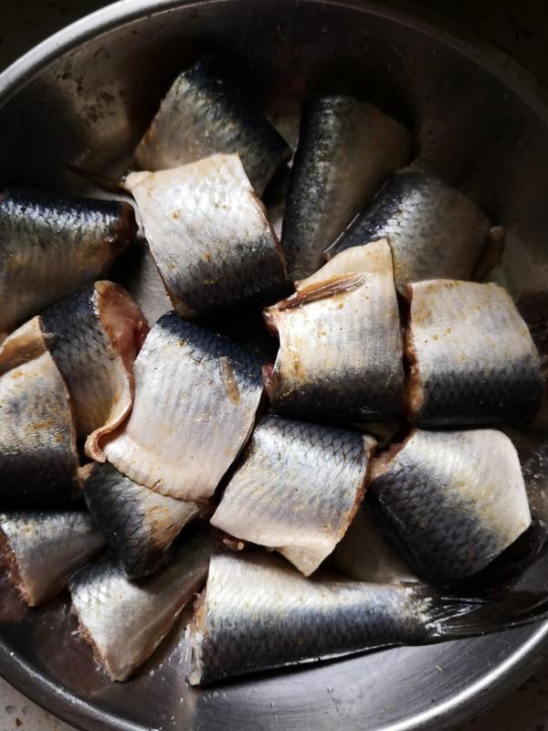 香煎青鱼的做法图解