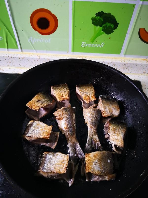 香煎青鱼怎么吃