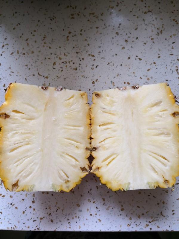 菠萝杏鲍菇炒的做法大全