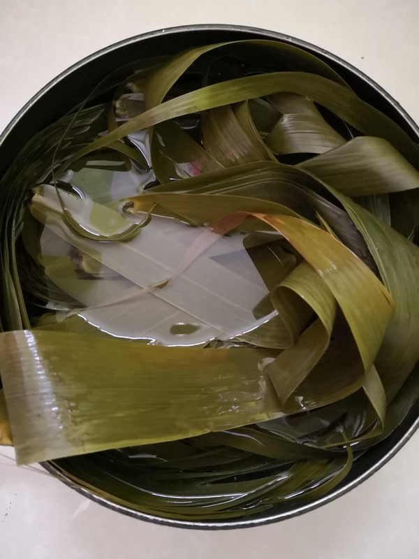 二米粽子的家常做法