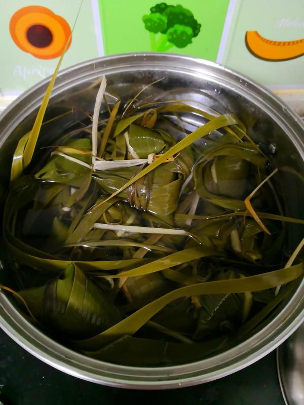 二米粽子怎么做