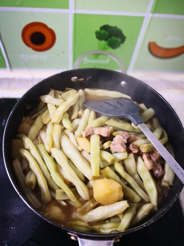 酱焖豆角怎么煮