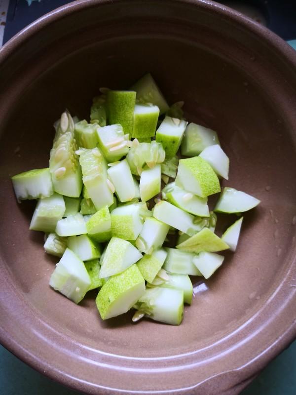 蒜香黄瓜丁的家常做法