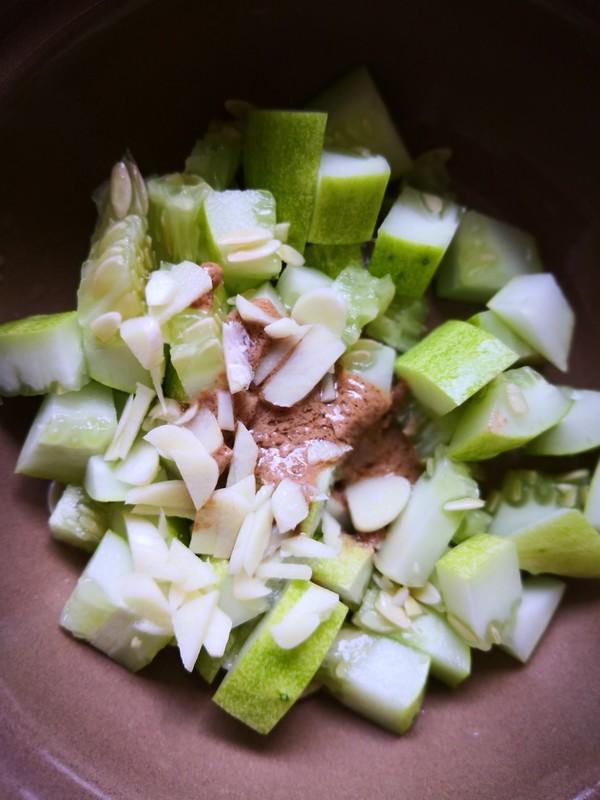 蒜香黄瓜丁怎么吃
