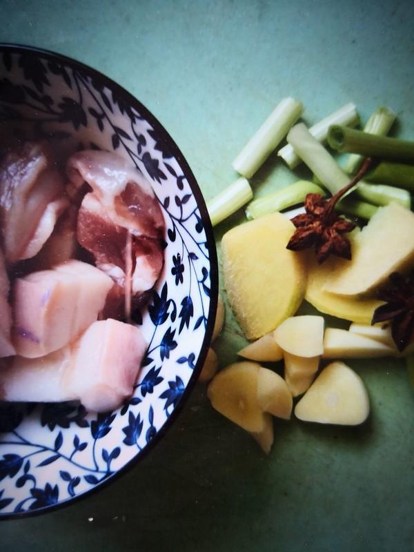 芸豆炖粉条的家常做法
