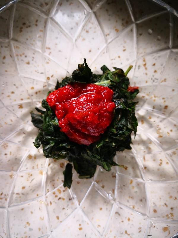 韩式苏子叶的简单做法