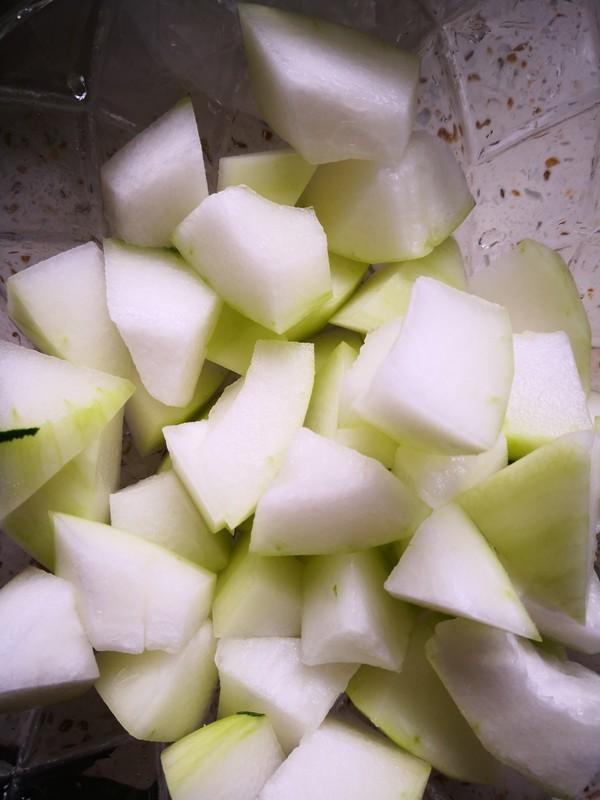 骨棒冬瓜汤的家常做法