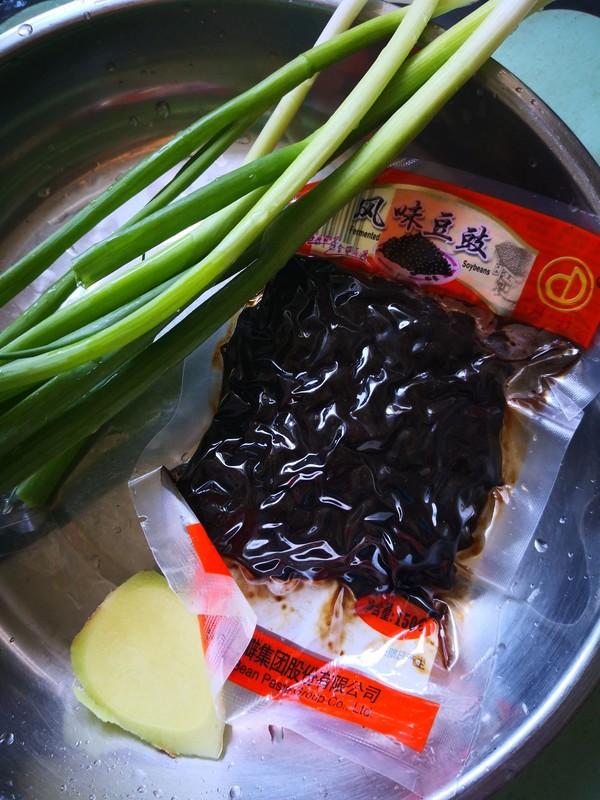 豆豉蒸鱼段的简单做法