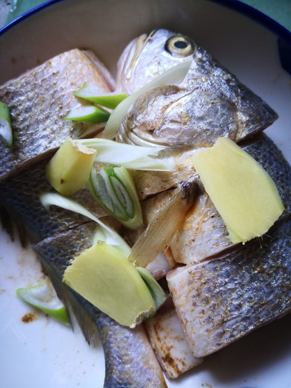 豆豉蒸鱼段怎么吃