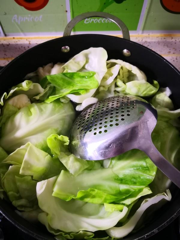 圆白菜蒸饺的做法大全