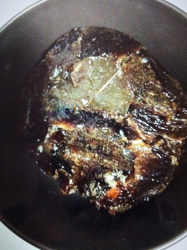 美味羊腿肉的做法图解