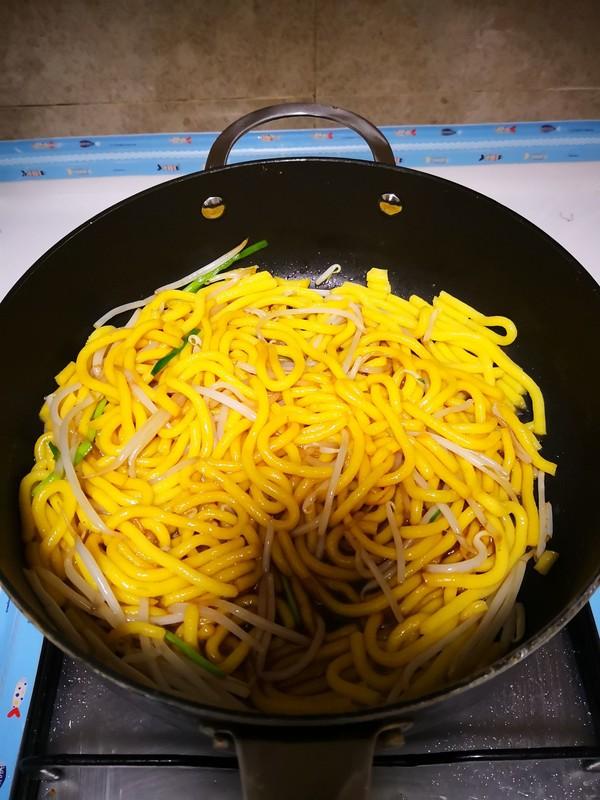 风味炒叉子的简单做法