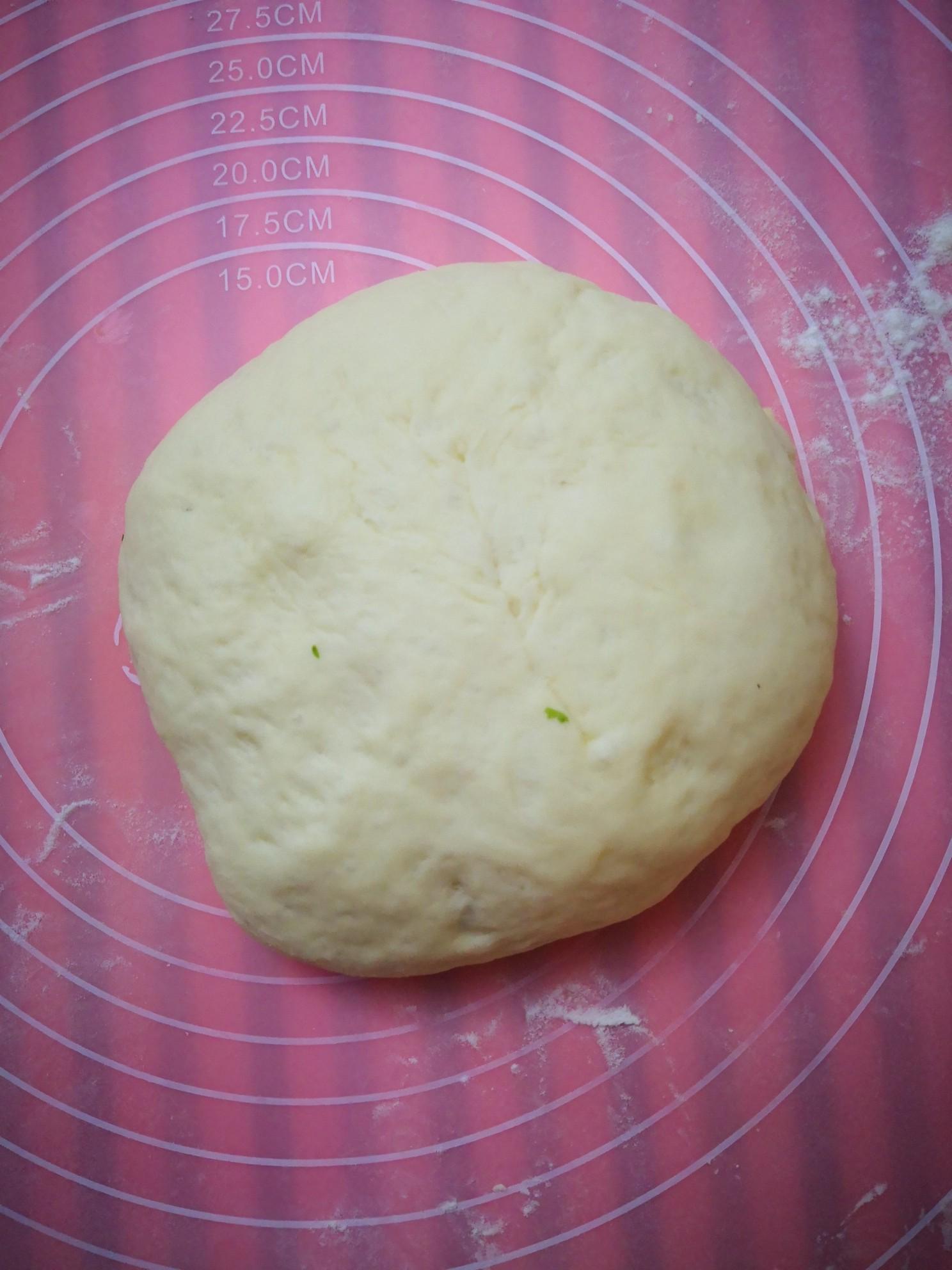 芝麻酱香菜饼的家常做法