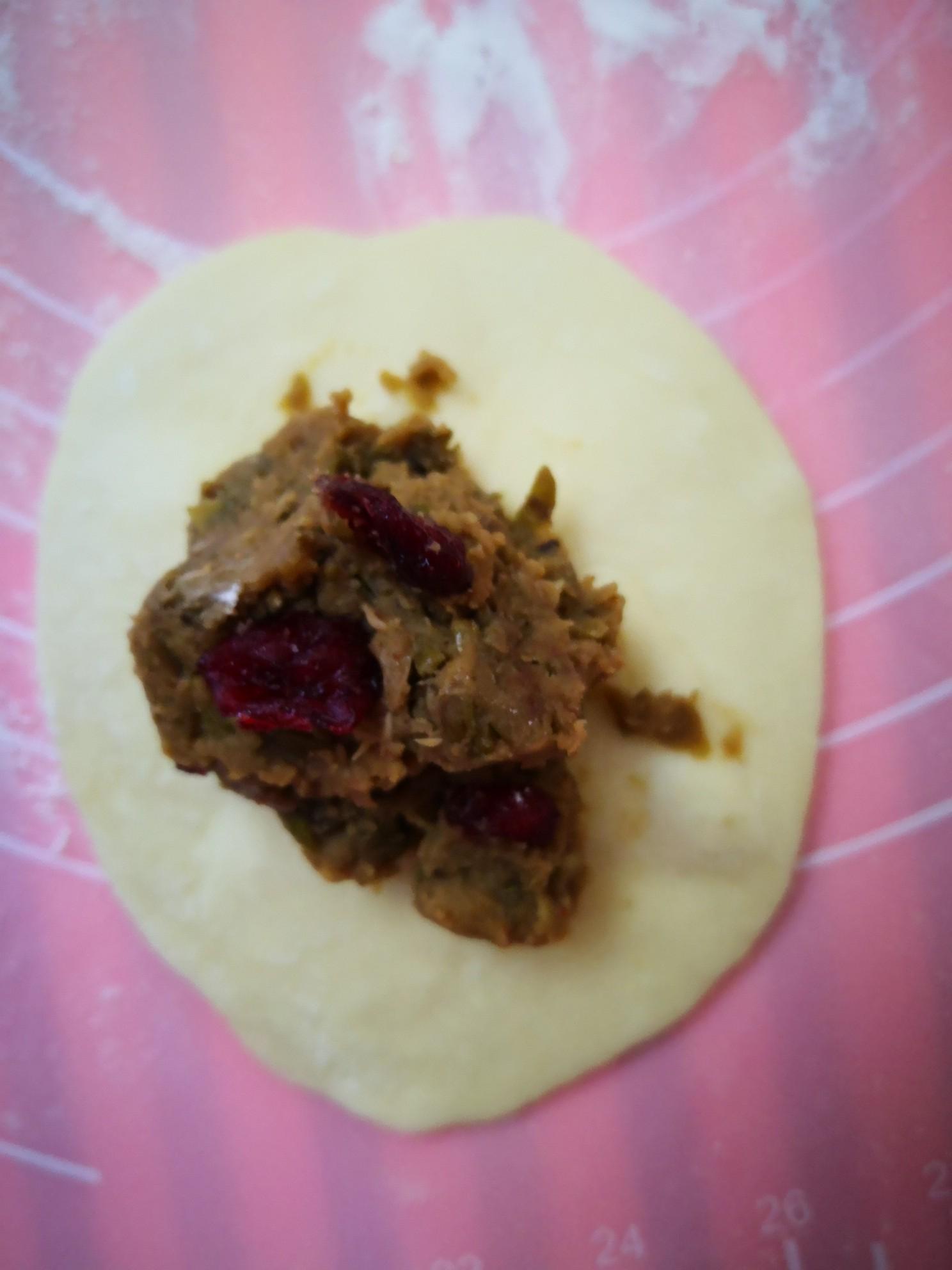 蔓越莓豆饼怎么吃