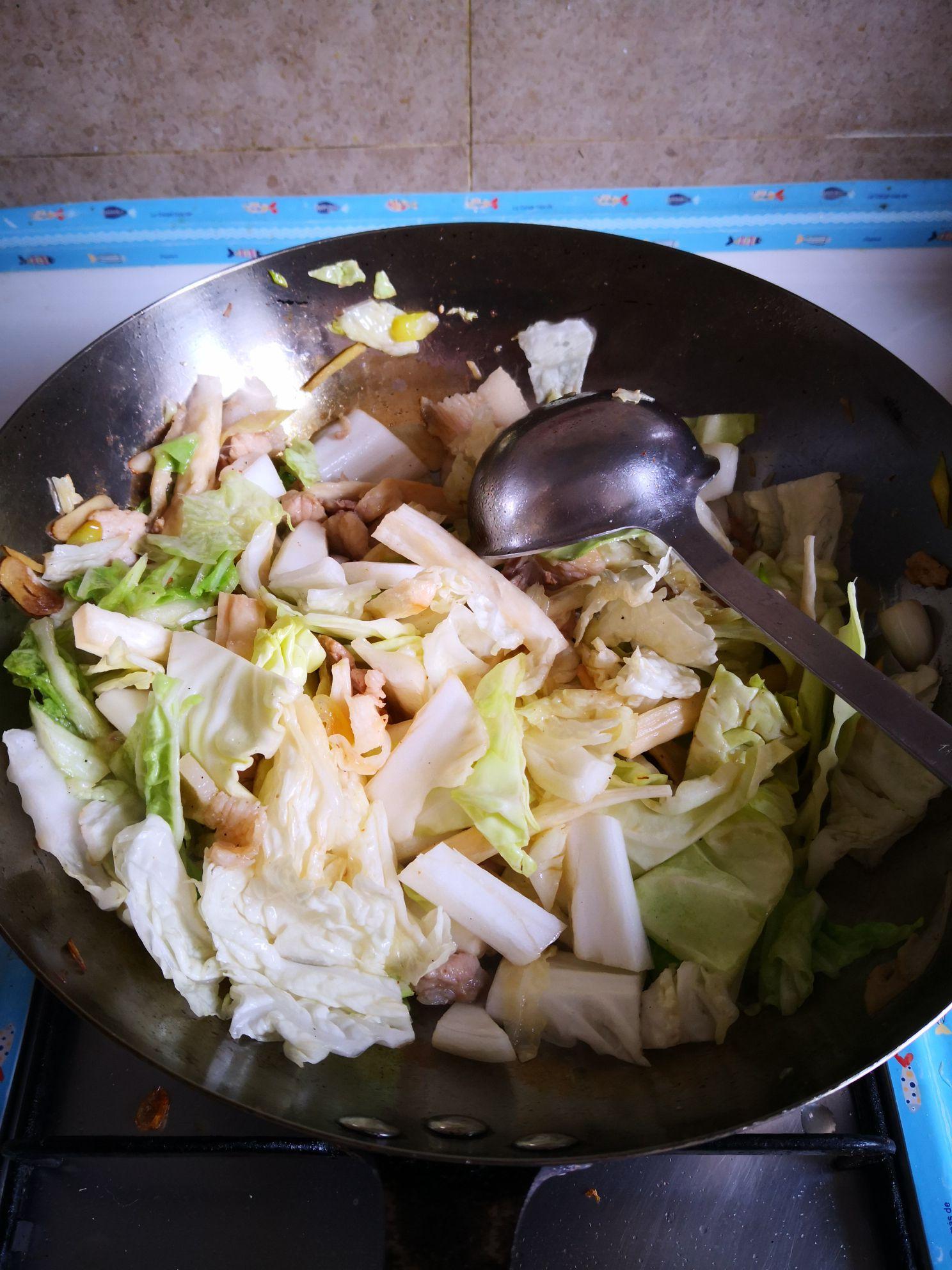 海带炖豆腐怎么做