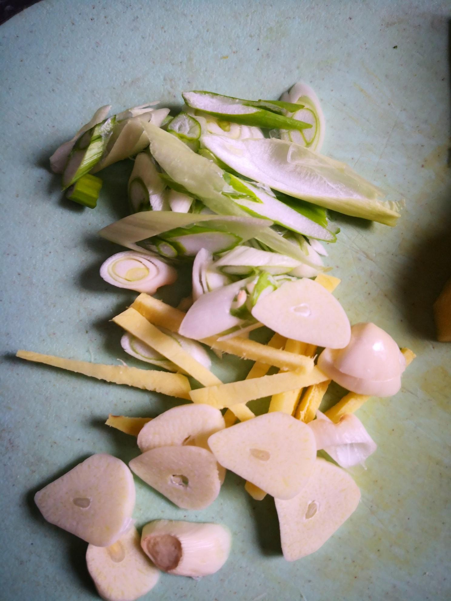 酱油土豆的步骤