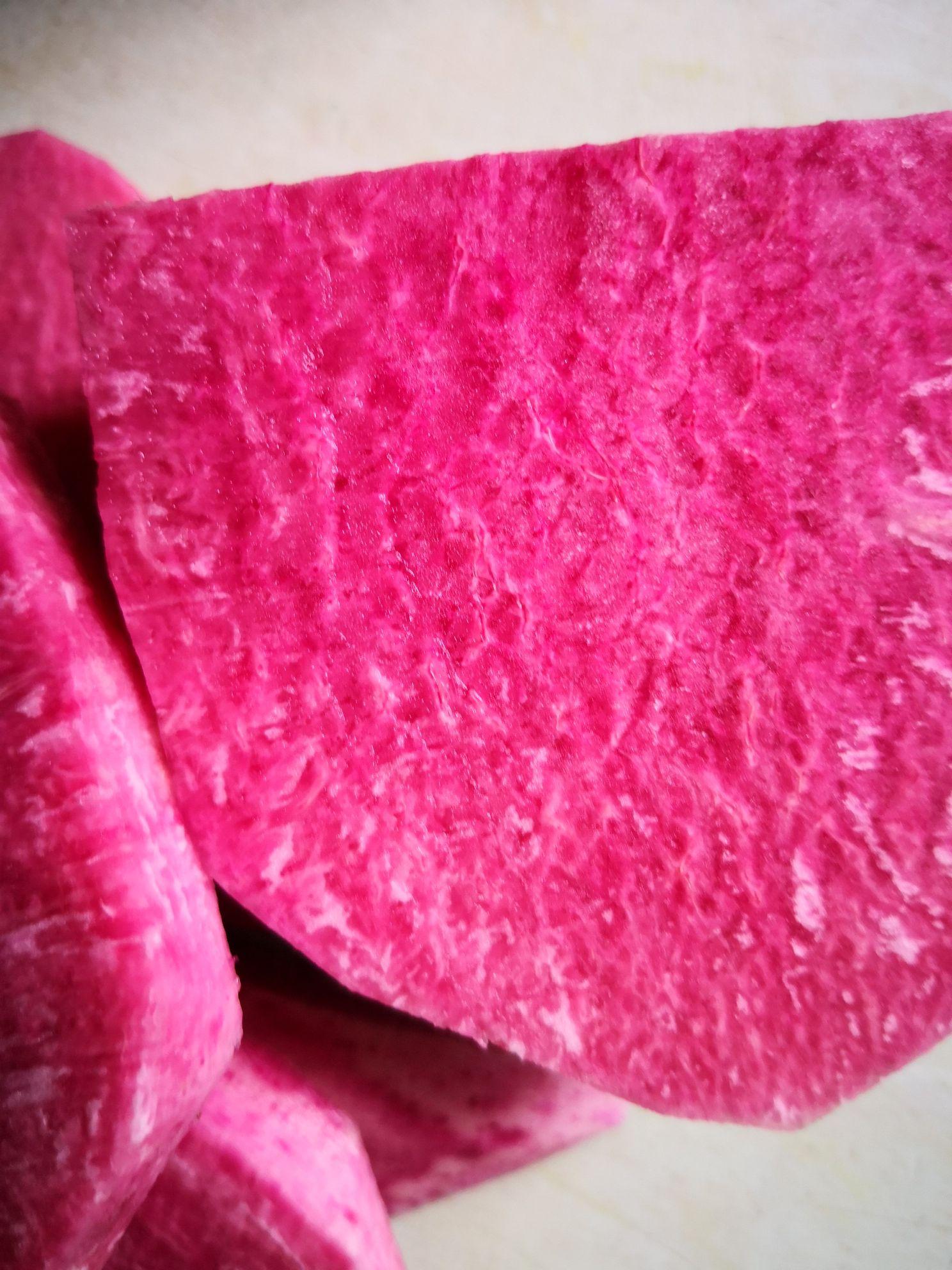 心里美萝卜拌黄瓜条的做法大全