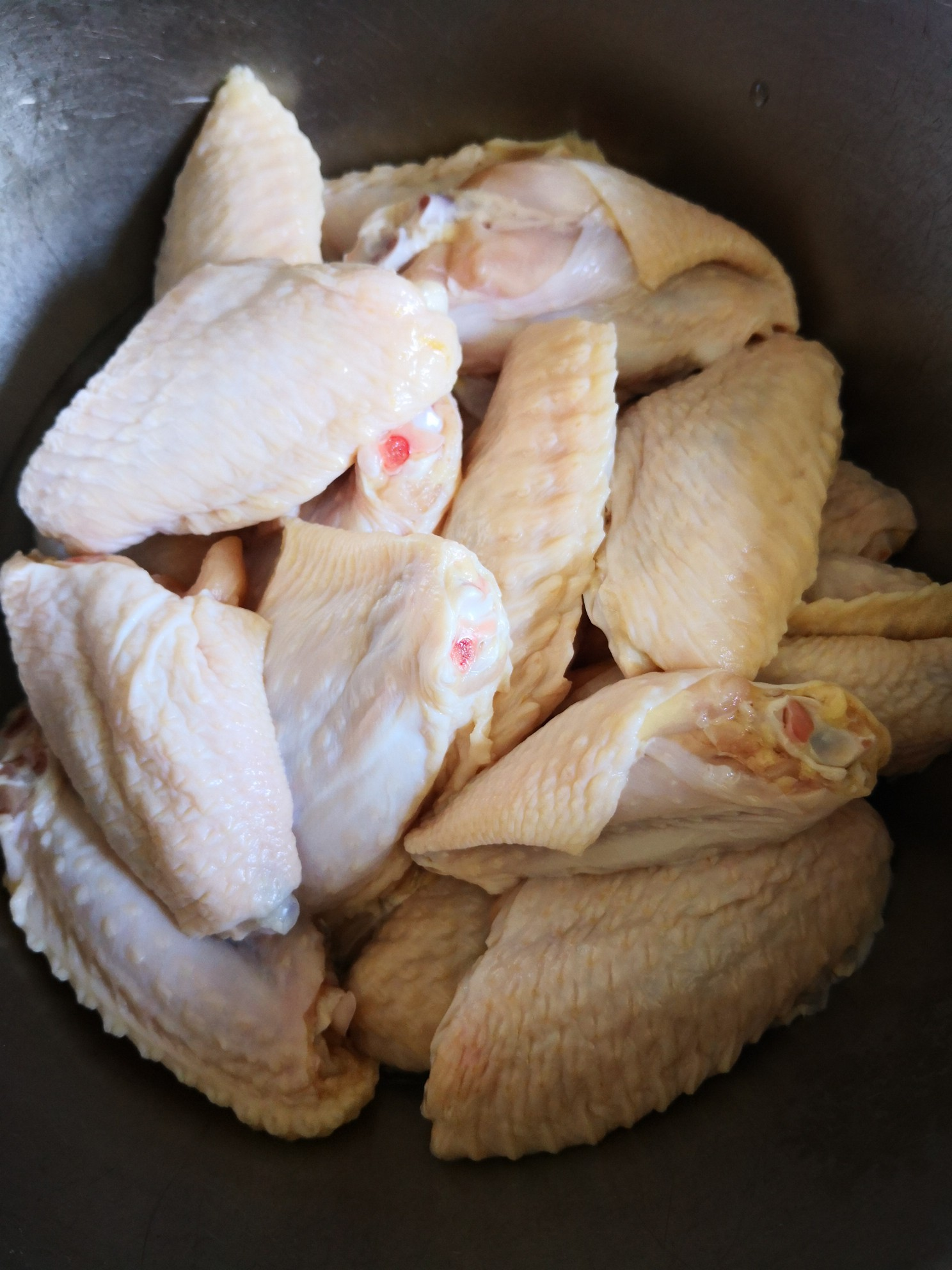 腐乳酱鸡翅的做法图解