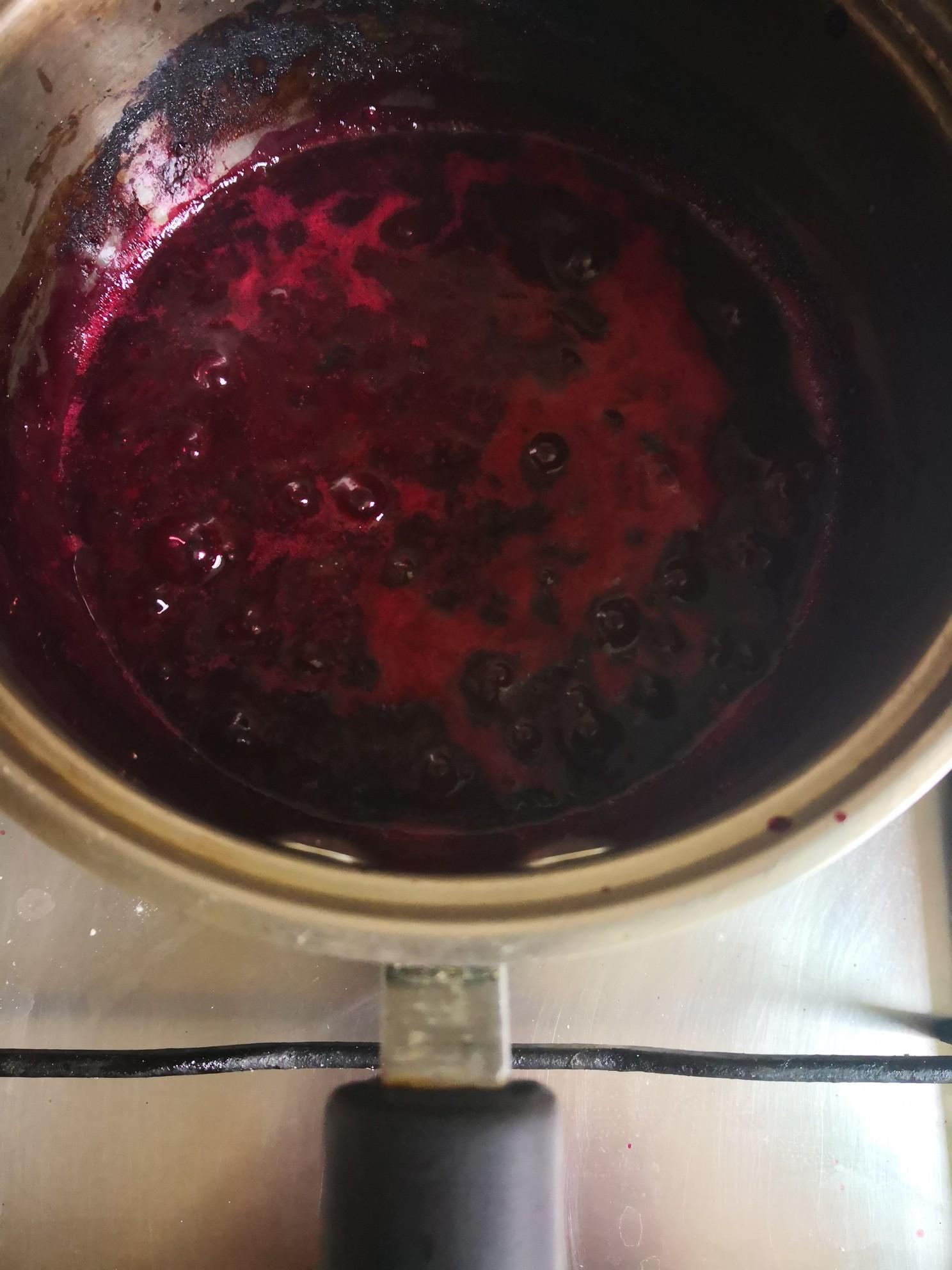 蓝莓樱桃果酱怎样煸