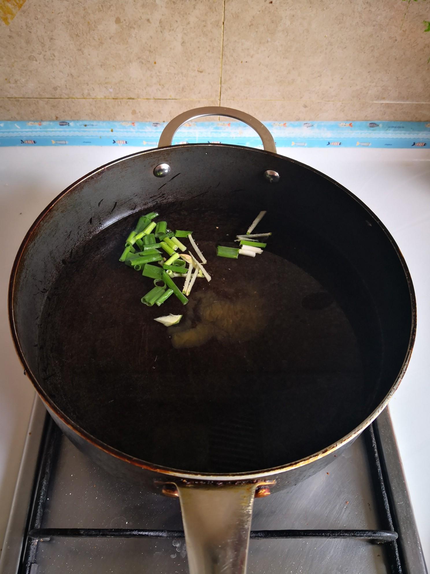 丝瓜鸡蛋紫菜汤的家常做法